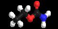 Ethyl Carbamate 3D Balls.png