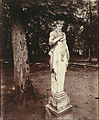 Eugène Atget, French - Versailles-Faun - Google Art Project.jpg