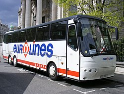 Eurolines mobile
