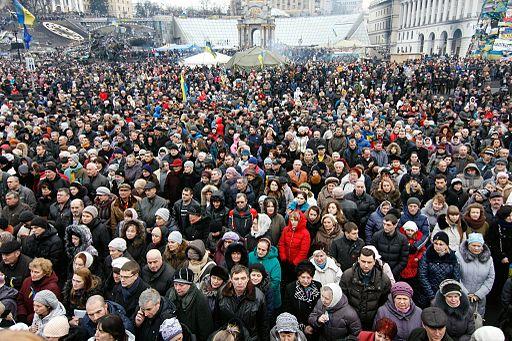 Euromaidan 23 February 1
