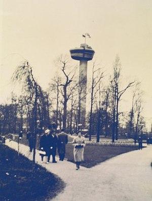 Floriade 1960 - Image: Euromast 1960