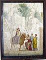 Europa sul toro festeggiata prima di partire per creta, da casa di giasone, 20-25 dc. ca. 111475.jpg