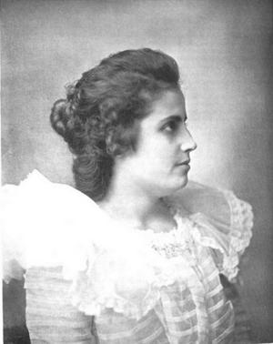 Evangelina Cosio y Cisneros - Evangelina Cisneros