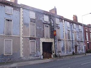 Everton, Liverpool - 59 Everton Road.