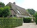 Ewijk (Beuningen, Gld) boerderij Vordingstraat 27 zijgevel rechts.JPG