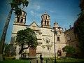 Ex-Templo de la Compañía de Jesús-Librería Universitaria Fray Alonso De La Vera Cruz Morelia 1.jpg