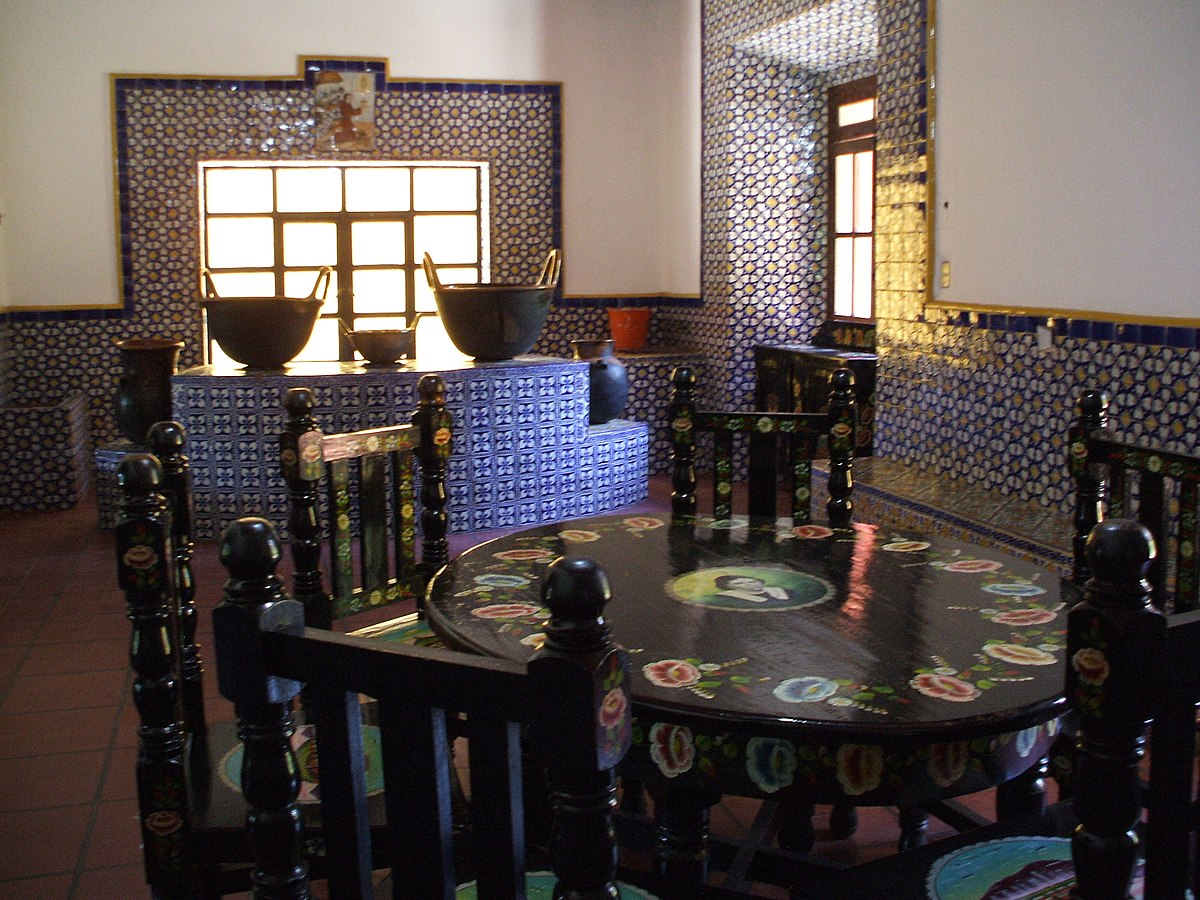 interior del castillo de gillow