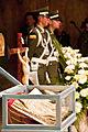 Exposición de la Reliquia del papa Juan Pablo II (6767002187).jpg