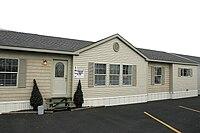 Mobil home (habitation)