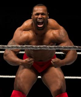 Ezekiel Jackson Guyanese-American wrestler and bodybuilder