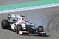F1 2012 Jerez test - Kobayashi drift.jpg