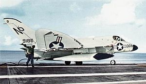 F4D VF-213 on USS Lexington (CVA-16) 1959.jpg