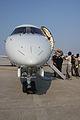 FEMA - 37751 - US Army Core of Engineer helping the elderly evacuate Louisiana by air.jpg