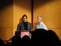 FRINGE On Stage @ the Paley Center - J H Wyman and Jeff Pinkner (5741703894).jpg
