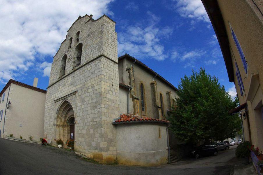 Église Saint-Pé-d'Arès de Fabas