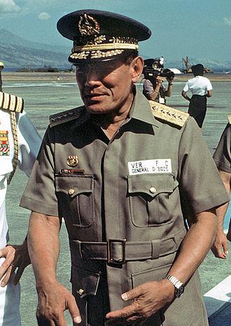 Fabian Ver - Gen. Fabian C. Ver AFP