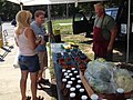 Farmers Market, Charlton East, July 11, 2014 (14625652354).jpg