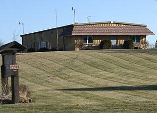 Farmington, Washington County, Wisconsin Town in Wisconsin, United States