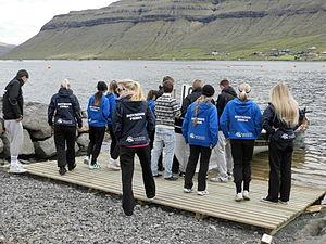 Faroese Rowers from Vags Kapprodrarfelag 2012.JPG