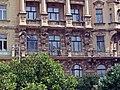 Fassade mit Atlanten, Praha, Prague, Prag - panoramio.jpg