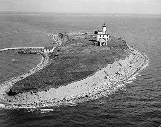 Falkner Island Light