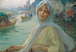 Fausto Zonaro - Amusement at Göksu - Google Art Project.jpg