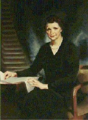 Cornell University School of Industrial and Labor Relations - Frances Perkins, ILR professor from 1952-1965, was the first female U.S. Cabinet member and the champion of the NLRA, the FLSA, and the Social Security Act.