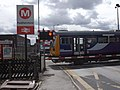 Featherstone station sign 2018.jpg