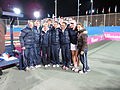 Fed Cup Group I 2012 Europe Africa day 4 Great Britain Fed Cup Team 004.JPG