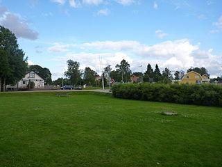 Fegen (locality) urban area of Sweden