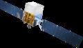 Fermi Gamma-ray Space Telescope spacecraft model.png