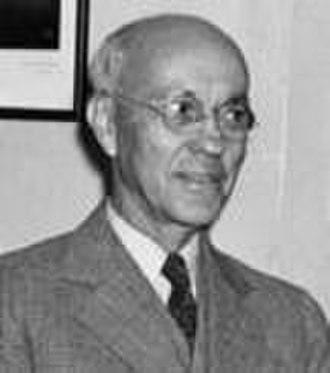 Fernandus Payne - 1947 at the AAAS
