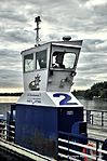Ferry number 2 crosses the Ottawa River, connecting Ontario and Quebec at Cumberland Ontario -a.jpg