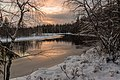 Finnish sunrise (16015738356).jpg