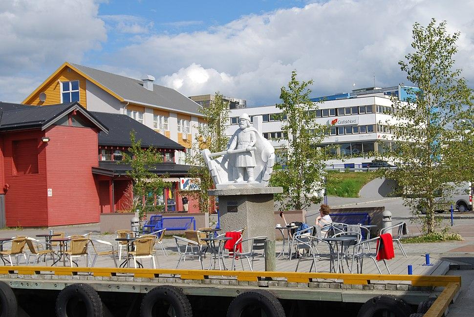 Finnsnes port