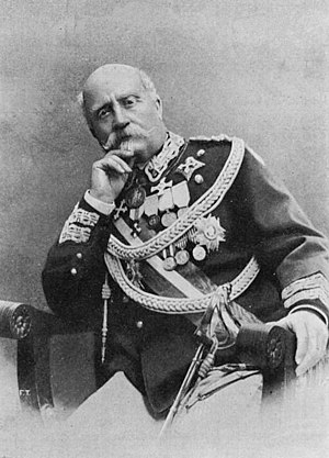 Bava-Beccaris massacre - General Fiorenzo Bava-Beccaris