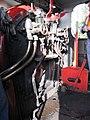 Fire door open - geograph.org.uk - 1581177.jpg