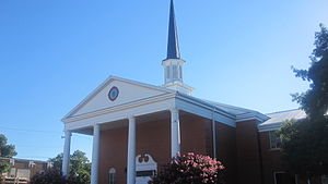 Paducah, Texas - First Baptist Church of Paducah