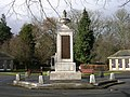First World War Memorial - Memorial Garden - Grove Road - geograph.org.uk - 1196374.jpg