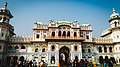 First eye view of janaki mandir janakpur.jpg