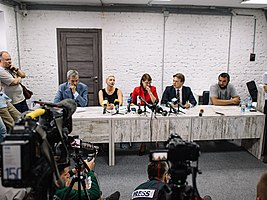 First press conference of the Coordination Council of Belarus.jpg