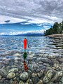 Fishing rod float. Lake Baikal. Eastern Siberia.jpg