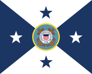 Organization of the United States Coast Guard - Flag of the Vice Commandant of the United States Coast Guard