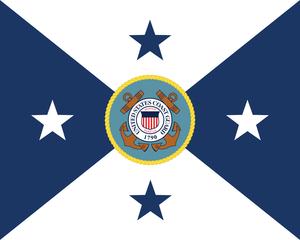 Organization of the United States Coast Guard - Flag of the Vice Commandant of the United States Coast Guard