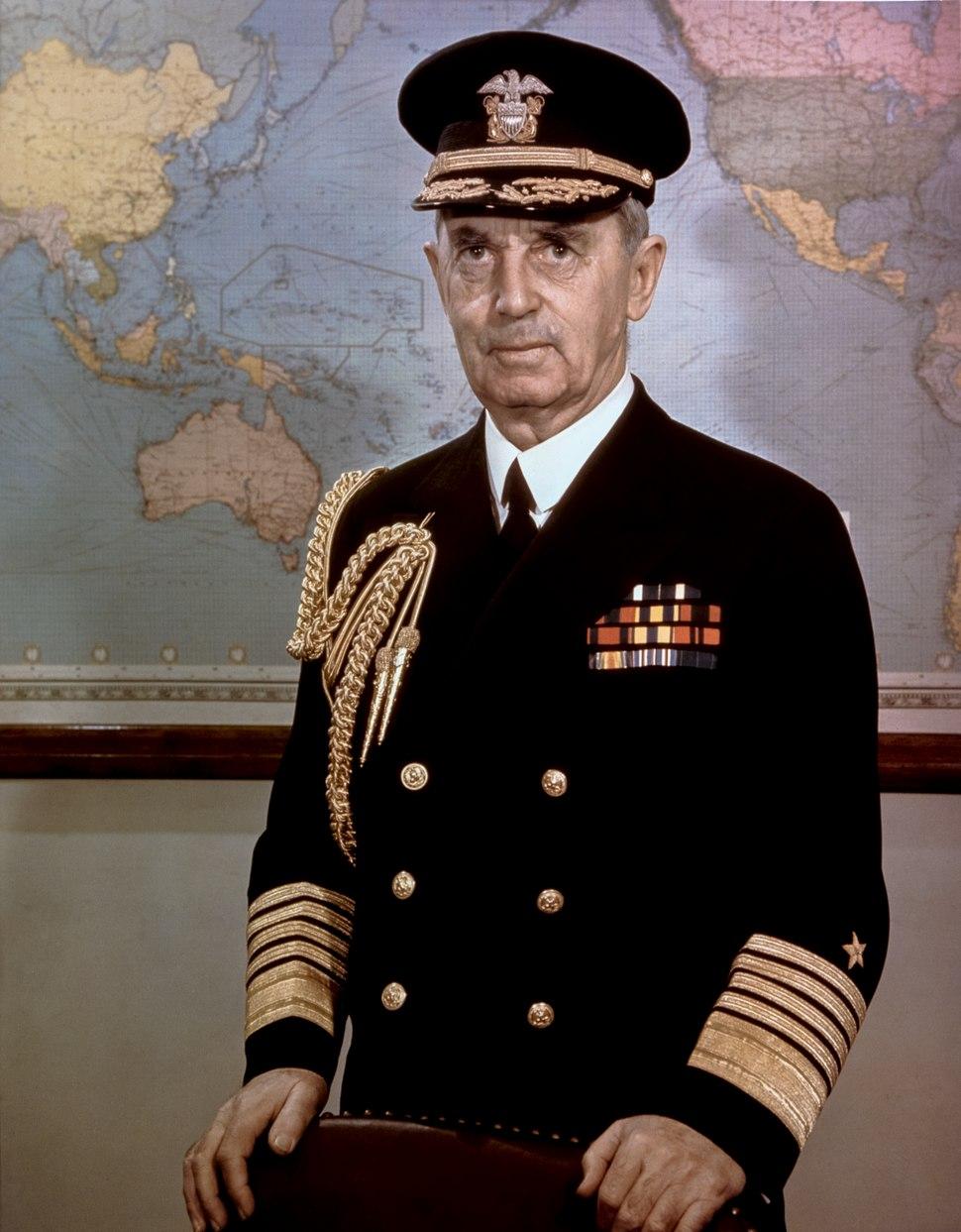 Fleet Admiral Leahy