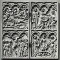 Flemish - Nativity, Adoration of the Magi, Crucifixion, Last Judgement - Walters 71201.jpg