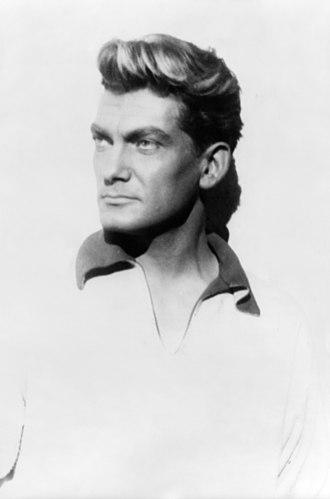 Jean Marais - photograph by Carl Van Vechten, 1947