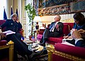 Flickr - Official U.S. Navy Imagery - The SECNAV meets with chief of staff for the French navy at the French navy headquarters in Paris..jpg
