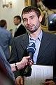 Flickr - Saeima - Saeimā viesojas Latvijas hokeja izlases spēlētāji un delegācija (9).jpg