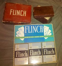 Dealer For The People >> Flinch (card game) - Wikipedia